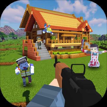 像素枪战3D:大漠求生 v1.0.1安卓版